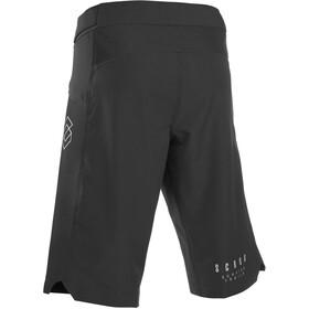 ION Scrub AMP Bike Shorts Herre black